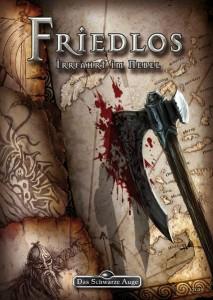 """""""Friedlos""""-Cover"""