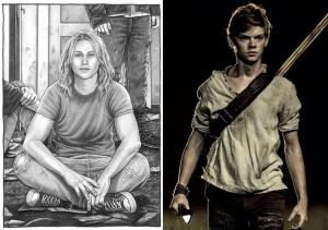 Buch vs. Film: Newt