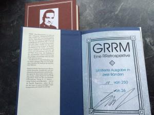 GRRM - Eine RRetrospektive