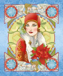 Jugendstil Winter